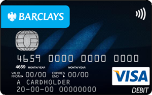 My Personalised Barclays Card