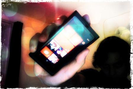 My Nokia Lumia 800
